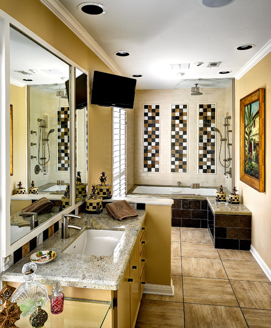 Renovation for mayor becky rodney ames for Bathroom remodeling beaumont tx
