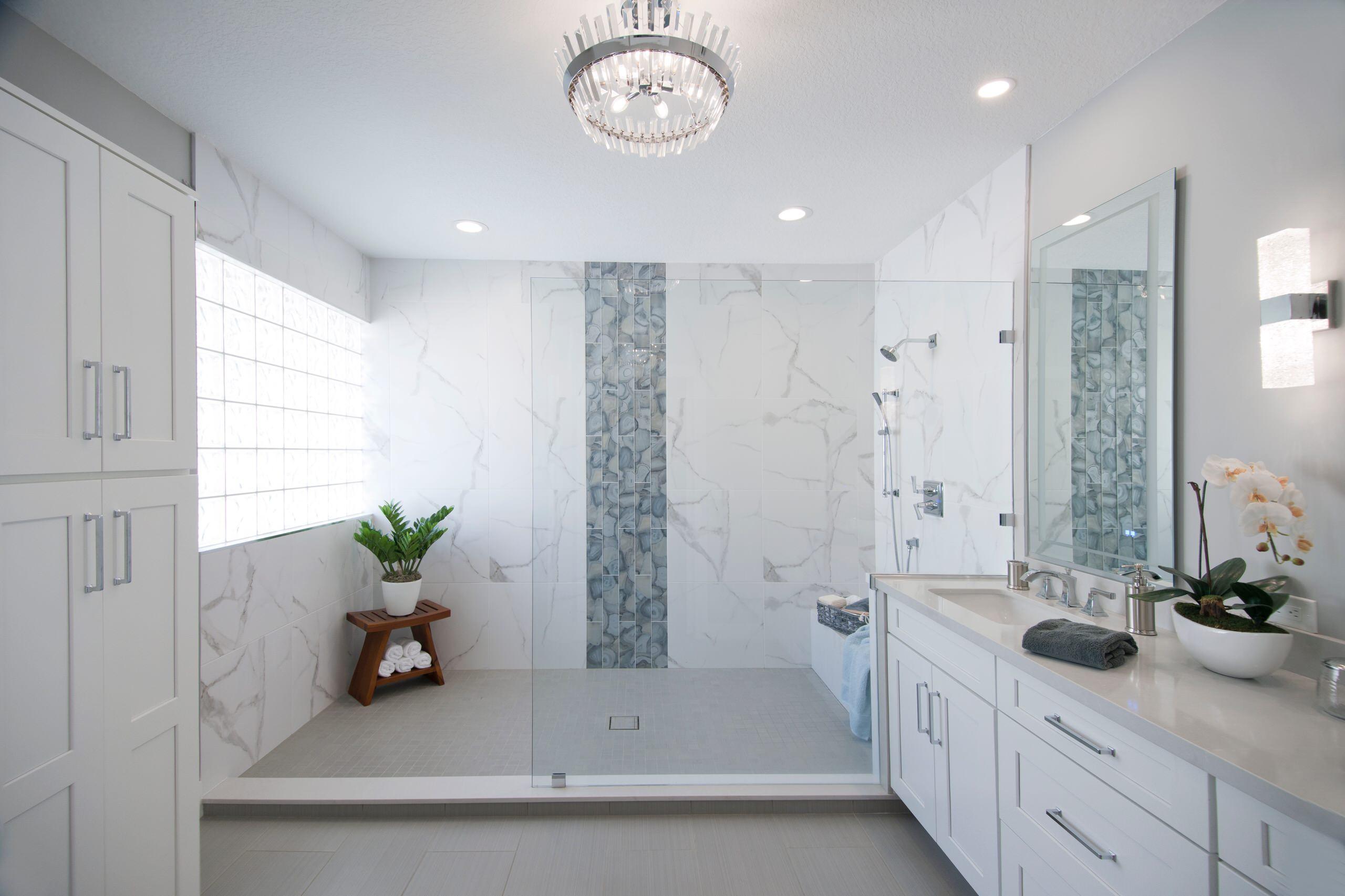 Renovation Magic - Master Bath