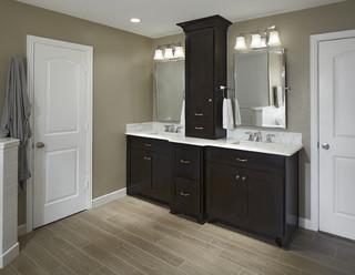 Renovations Colleyville Traditional Bathroom Dallas