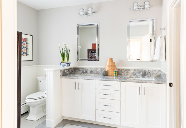 Renovations In Yarmouthport Traditional Bathroom Boston By George Davis Inc