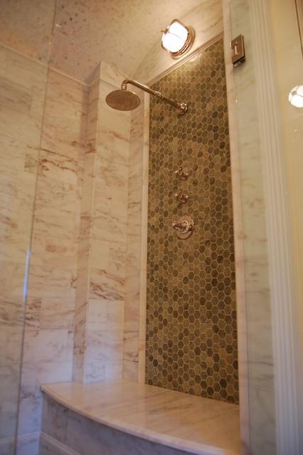 Residence On Lake Michigan Traditional Bathroom Grand Rapids By Hibler Design Studio