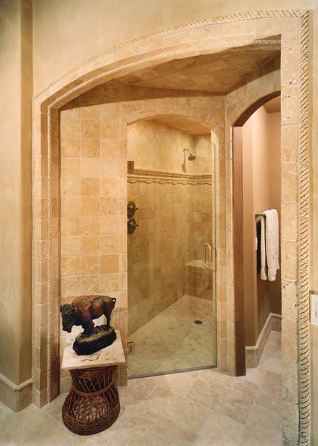 Residential bath mediterranean-bathroom