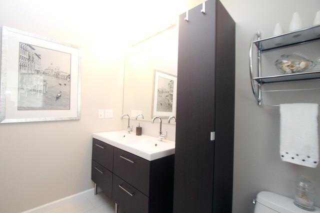 Residential Bathroom Renovation contemporary-bathroom