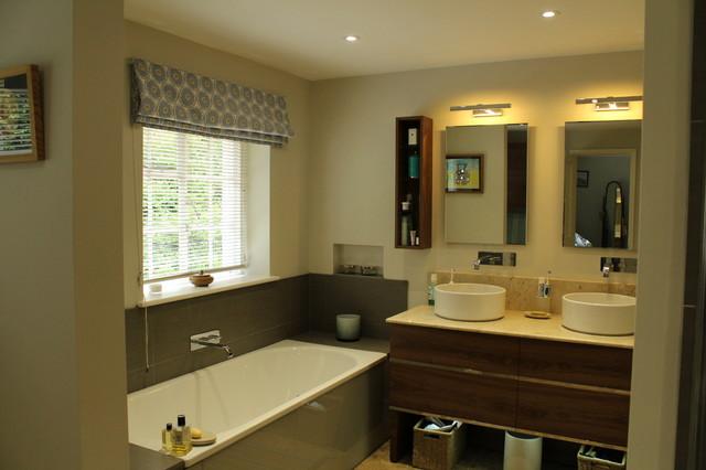 Residential Portfolio Contemporary Bathroom Kent By Alie Carter Interiors