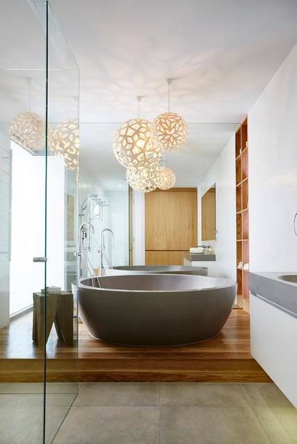Residential Projects 2016 - Contemporain - Salle de Bain ...
