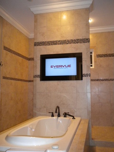 Residential Projects modern-bathroom