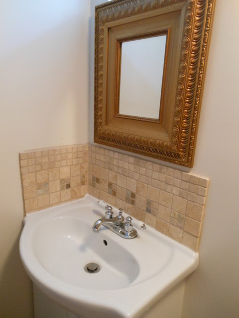 Residential remodeling contemporary bathroom chicago for Residential bathroom remodeling