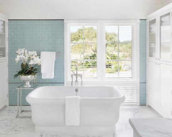 Bathroom design ideas pictures remodel decor for Duck egg blue bathroom ideas