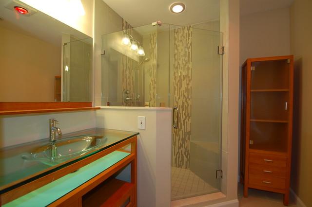 Reston Bathroom contemporary-bathroom