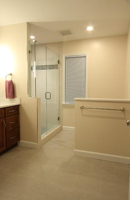 Bathroom remodeling reston va : Reston va kitchen wine closet family room baths