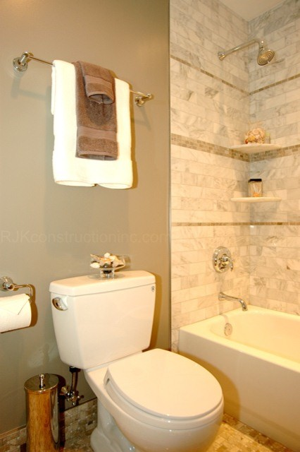 restoration hardware bathroom eclectic bathroom by rjk