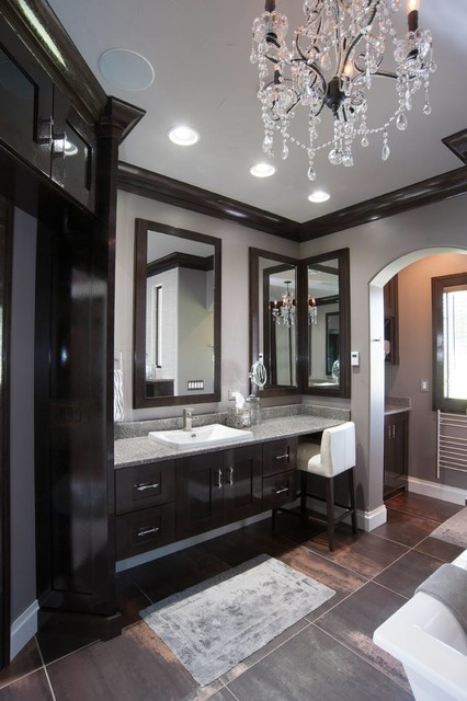 Restoration Hardware Style Home transitional bathroom. Restoration Hardware Style Home   Transitional   Bathroom