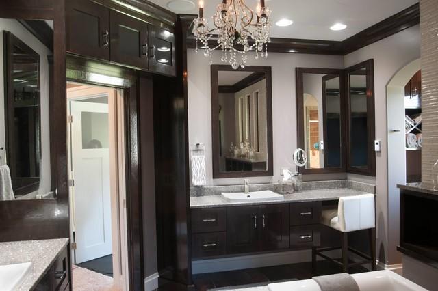 Home Hardware Bathroom Cabinets: Restoration Hardware Style Home