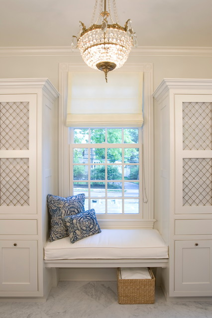 Restored Eating Club - Traditional - Bathroom - Other - by Lasley Brahaney Architecture ...