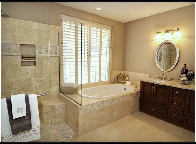 Elegant Retro Pro Remodeled Bathrooms Traditional Bathroom