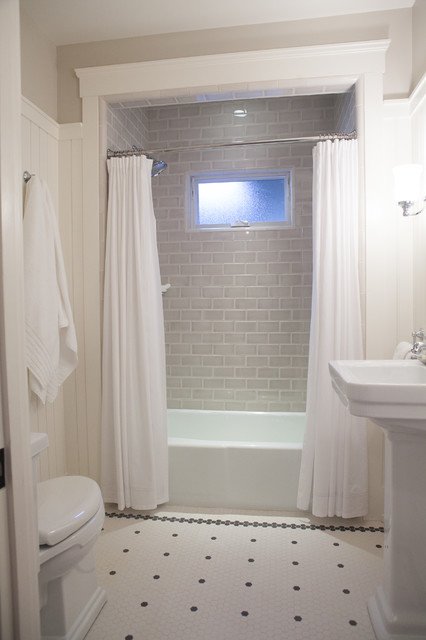 Revived Historic Bungalow traditional-bathroom