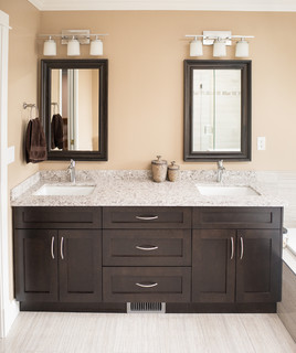 rich transformation contemporary bathroom vancouver by
