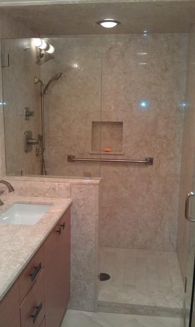 Richard Schaffer Bathroom Remodel modern-bathroom