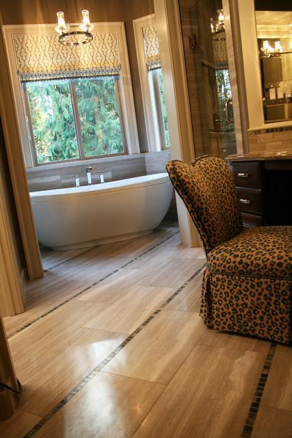 Richardson Residence contemporary-bathroom