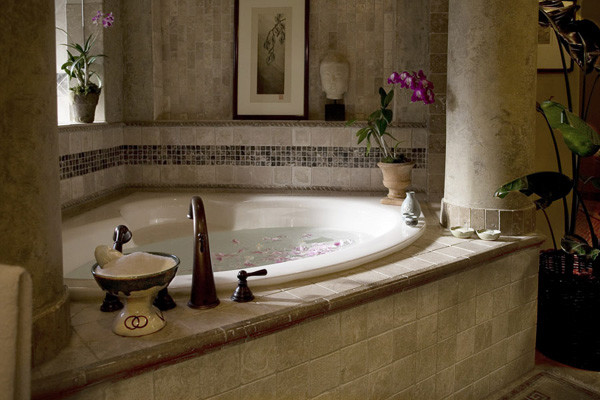 Richens Designs   Residential: Bathroom Design Mediterranean Bathroom