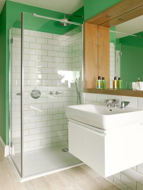 Richmond 1930 39 s refurbishment for 1930 bathroom tile ideas