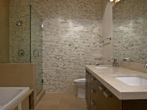 Richmond District, San Francisco contemporary-bathroom