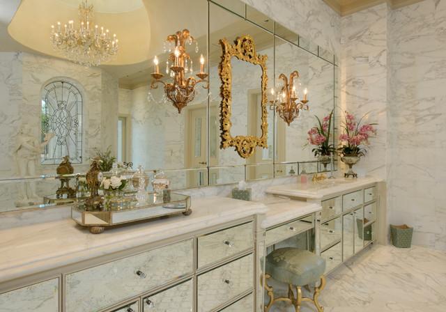 Richmond Estate Mediterranean Bathroom Houston By Patrick Berrios Designs