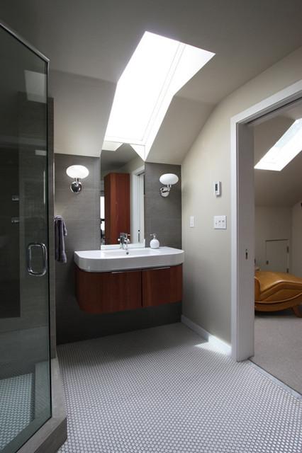 Richmond Remodel - Modern - Bathroom - portland - by Hammer & Hand