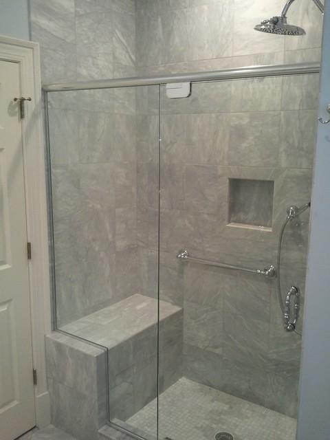 Richmond va bathroom remodel traditional bathroom - Bathroom contractors richmond va ...