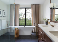 Top Styles, Colors and Upgrades for Master Bath Remodels in 2019