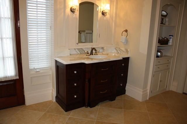 Ridgefield Ct Traditional Bathroom New York By La Pietra Tile Stone