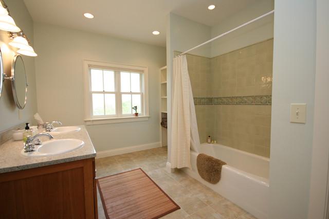 Ring Road Waterbury traditional-bathroom
