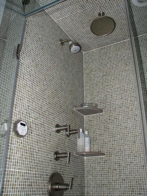 Rittenhouse shower room modern-bathroom