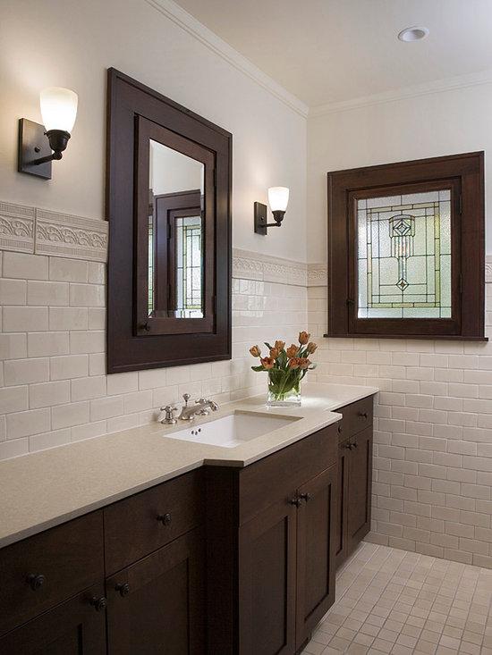 Wooden Medicine Cabinets Bathroom Design Ideas, Pictures, Remodel & Decor