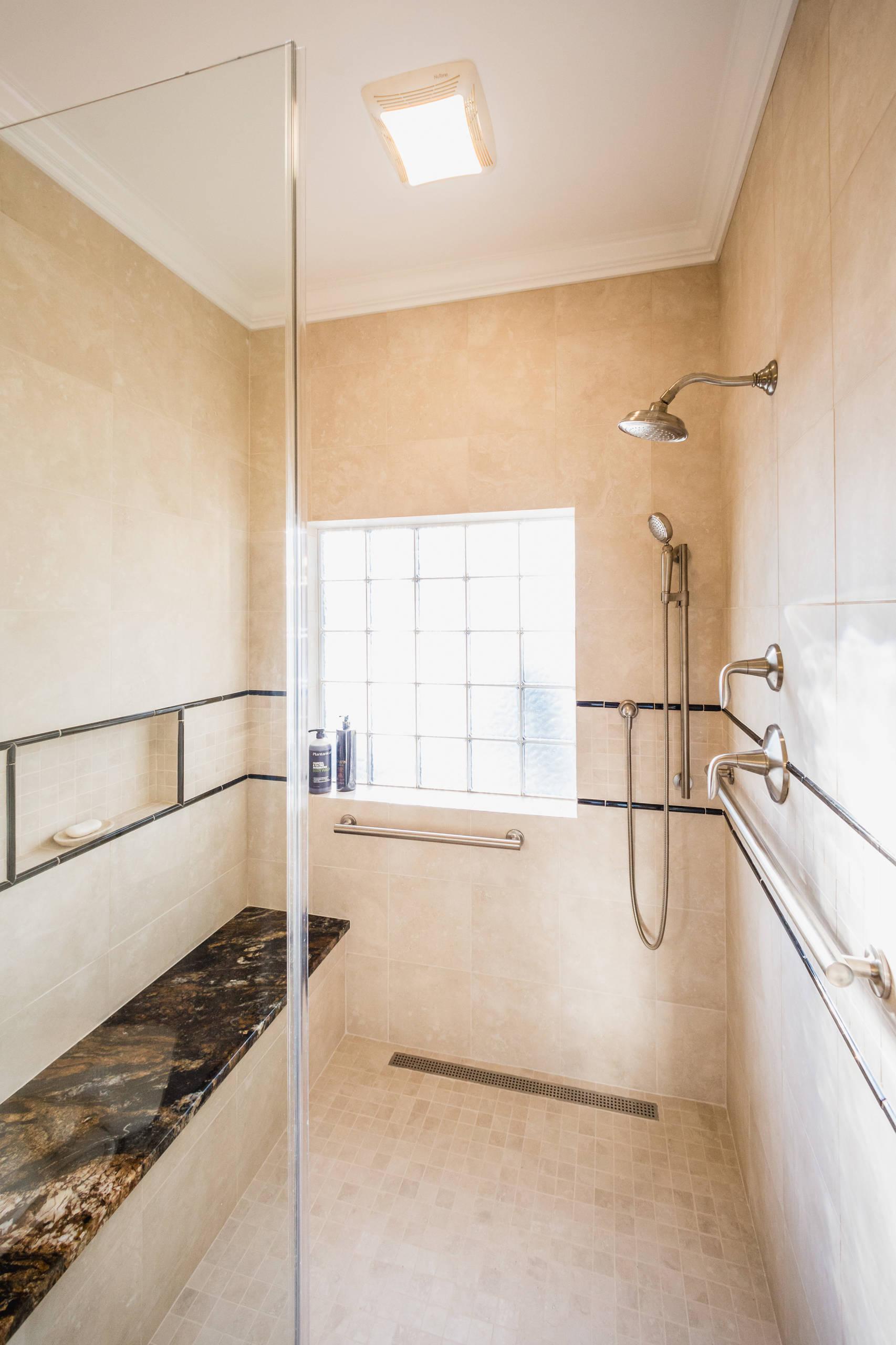 River House Shower