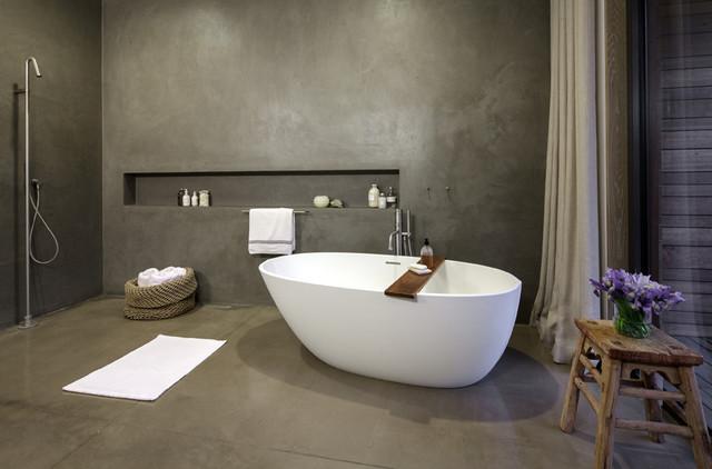 Riverhouse contemporary-bathroom