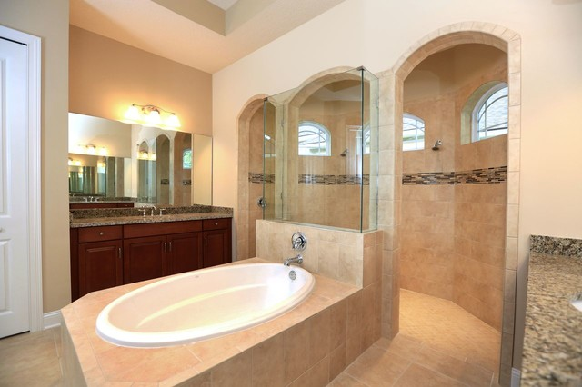 Riverside Traditional Bathroom jacksonville by