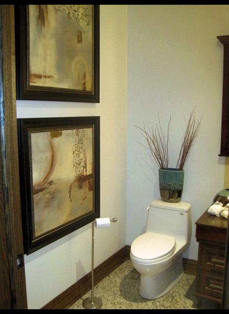 Riverside Property traditional-bathroom