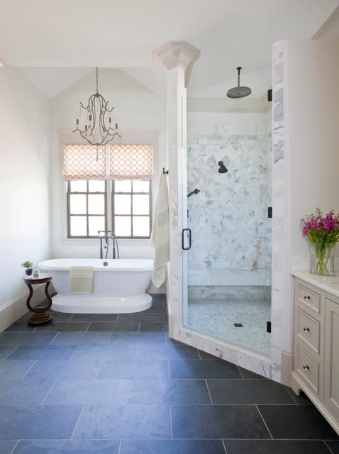 Riverview Traditional Bathroom Atlanta By Cristi