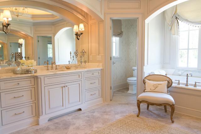 Robert Wilkins Homes Traditional Bathroom Atlanta By Moda