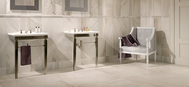 Roberto Cavalli Luxury Tiles contemporary-bathroom