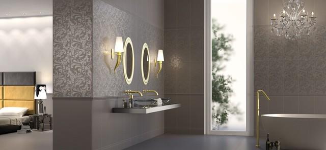 Roberto Cavalli Luxury Tiles - Contemporary - Bathroom ...