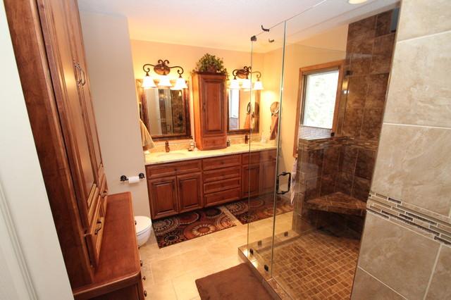 Roberts Master Bath traditional-bathroom