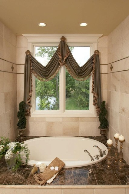 Robin cramer with brad sprigler and paragon homes traditional bathroom louisville by for Bathroom mirrors louisville ky