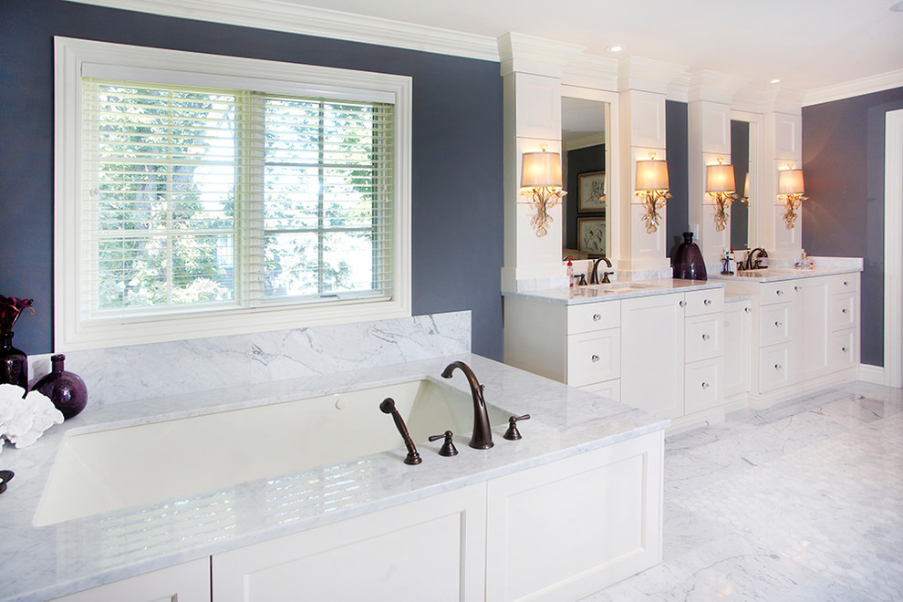 ROBITAILLE - Traditional - Bathroom - Toronto - by ...