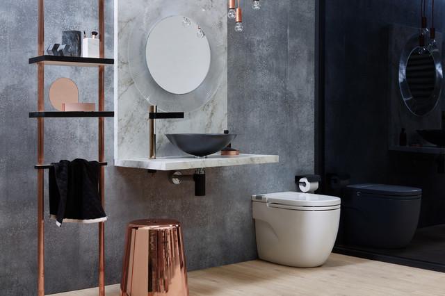 Roca Bathroom Fixtures : Roca Bathroom modern-bathroom