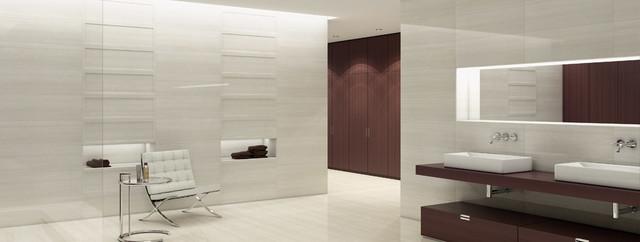 Roca Tile Modern Bathroom Austin By Timeless Interiors