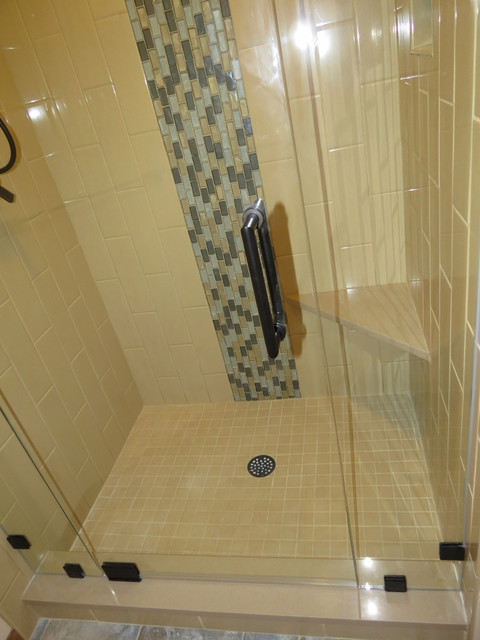 Rochester Master Bath traditional bathroom