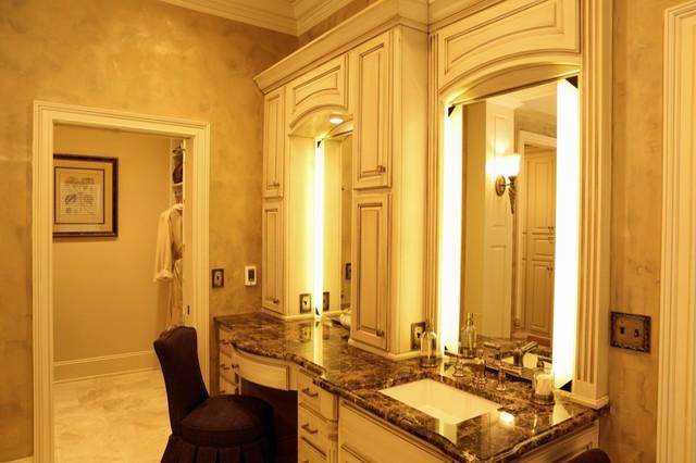 Rock Star Bathroom traditional-bathroom