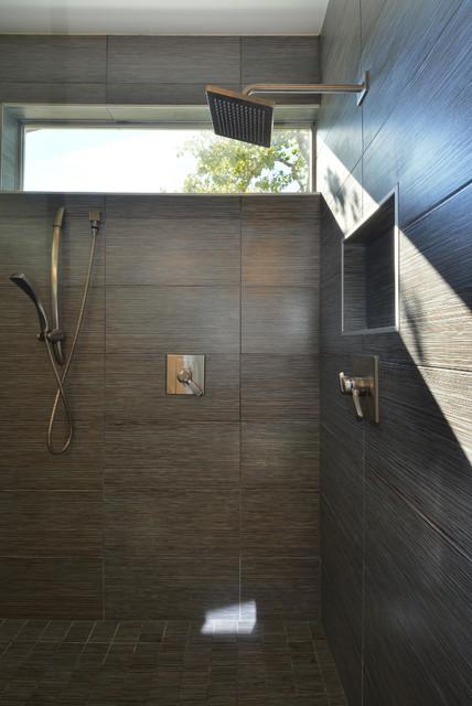 Rock Terrace Custom contemporary-bathroom